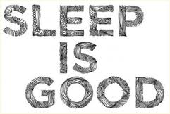 sleep-is-good
